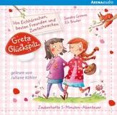 Greta Glückspilz - Von Eichhörnchen, besten Freunden und Zimtschnecken, Audio-CD