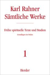 Frühe spirituelle Texte und Studien