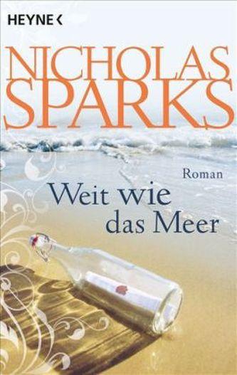 Weit wie das Meer - Nicholas Sparks