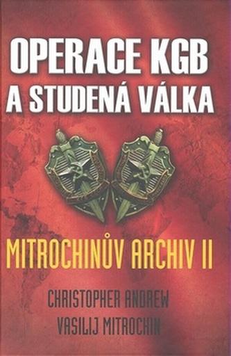Operace KGB a studená válka