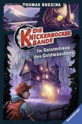 Die Knickerbocker-Bande - Im Geisterhaus des Goldwäschers