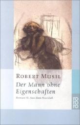 Der Mann ohne Eigenschaften. Bd.2