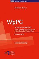 WpPG, Kommentar
