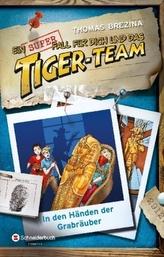 Ein Superfall für dich und das Tiger-Team - In den Händen der Grabräuber