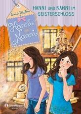 Hanni und Nanni - Hanni und Nanni im Geisterschloss