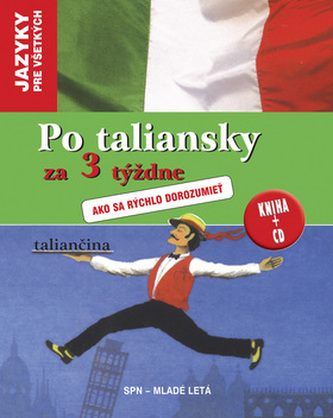Po taliansky za 3 týždne