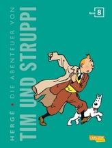 Die Abenteuer von Tim und Struppi (Kompaktausgabe). Bd.8