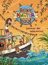 Unser Kunterboot - Sommer der Geheimnisse