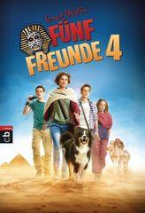 Fünf Freunde - Das Buch zum Film. Bd.4