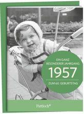 1957 - Ein ganz besonderer Jahrgang, Jahrgangs-Heftchen mit Kuvert