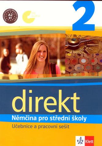 Direkt 2 Němčina pro střední školy - Giorgio Motta