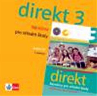 Direkt 3 Němčina pro střední školy - CD - Kolektiv Autorů