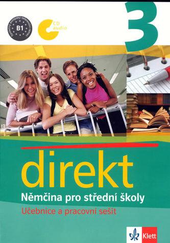 Direkt 3 Němčina pro střední školy - Giorgio Motta