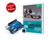 Arduino Handbuch und Original Arduino Uno Platine