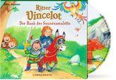 Ritter Vincelot - Der Raub des Sonnenamuletts, Audio-CD