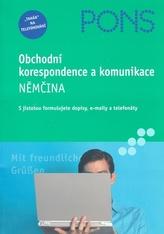 Obchodní korespondence a komunikace Němčina