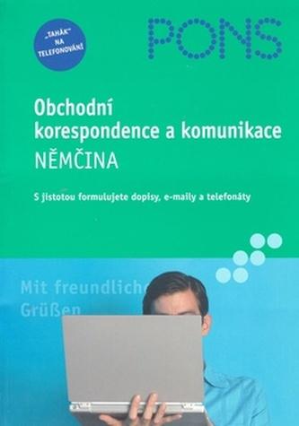 Obchodní korespondence a komunikace - Němčina