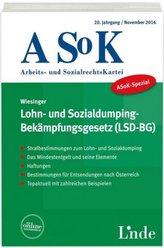 ASoK-Spezial Lohn- und Sozialdumping-Bekämpfungsgesetz (LSD-BG) (f. Österreich)