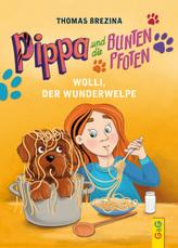 Pippa und die Bunten Pfoten - Wolli, der Wunderwelpe