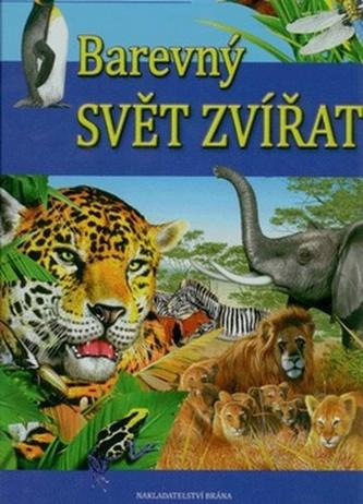Barevný svět zvířat
