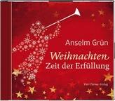 Weihnachten - Zeit der Erfüllung, 1 Audio-CD