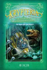 Krypteria - Jules Vernes geheimnisvolle Insel. Die Stadt unter den Meeren