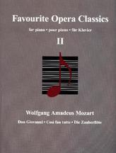 Favourite Opera Classics, für Klavier. Bd.2