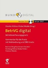 BetrVG digital, DVD-ROM