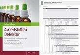 Arbeitshilfen Defektur mit Risikobeurteilungs-Block, Risikobeurteilung Defekturarzneimittel (Block mit 50 Blatt)