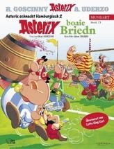Asterix Mundart Hamburgisch - Asterix boaie Briedn