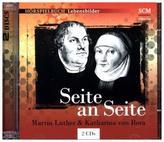Seite an Seite, 2 Audio-CDs