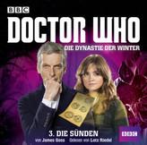 Doctor Who: Die Dynastie der Winter, 2 Teile, Audio-CD