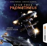 Star Trek Prometheus - Feuer gegen Feuer, 8 Audio-CDs