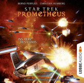 Star Trek Prometheus - Ins Herz des Chaos, 8 Audio-CDs