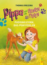 Pippa und die Bunten Pfoten - Puddingstern, das Ponyfohlen