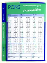 Slovesa snadno a rychle Francouzština
