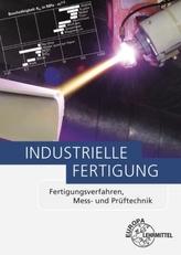 Industrielle Fertigung, m. CD-ROM