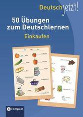 Deutsch jetzt! Einkaufen