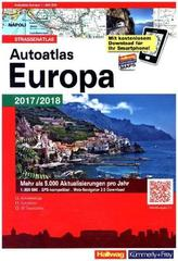 Autoatlas Europa Ausgabe 2017/2018