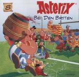 Asterix bei der Briten, 1 Audio-CD