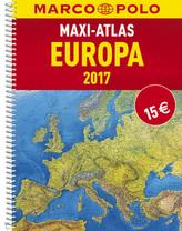 MARCO POLO Maxi-Atlas Europa 2017