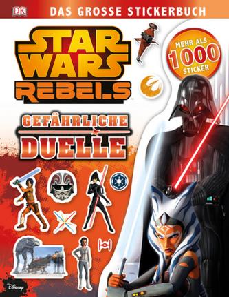 Star Wars Rebels - Das große Stickerbuch