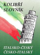 Kolibří slovník italsko-český česko-italský