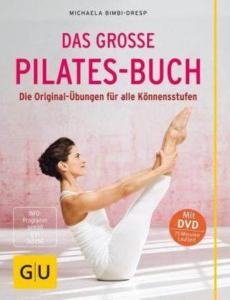 Das große Pilates-Buch, m. DVD - Bimbi-Dresp, Michaela