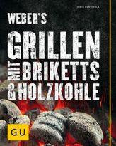 Weber's Grillen mit Briketts & Holzkohle