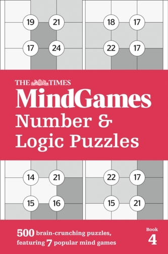 The Times MindGames Number and Logic Puzzles Book 4 - The Times Mind Games