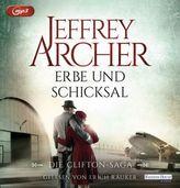 Erbe und Schicksal, 2 MP3-CDs