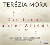 Die Liebe unter Aliens, 3 Audio-CDs