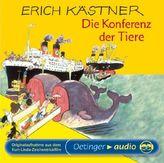 Der Konferenz der Tiere, 1 Audio-CD