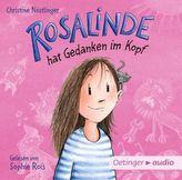 Rosalinde hat Gedanken im Kopf, 1 Audio-CD